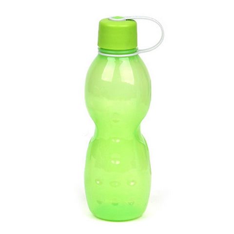 Lock and Lock Water Bottle 620ml Green - HAP804G
