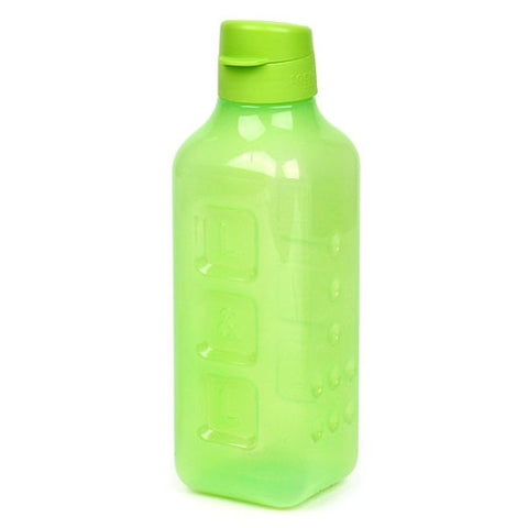 Lock and Lock Water Bottle 1L Green - HAP805G