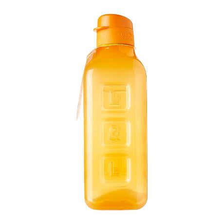 Lock and Lock Water Bottle 1L Orange - HAP805O