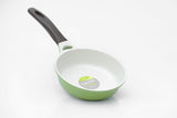 Lock & Lock CookPlus Frying Pan-Ceramic-20cm-Green