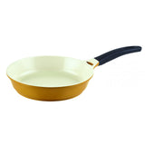Lock & Lock CookPlus Frying Pan-Ceramic-26cm-Yellow(LCA2263Y)