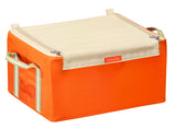 Lock & Lock Living Box 17L  (370x270x180mm) Orange - LLB102R