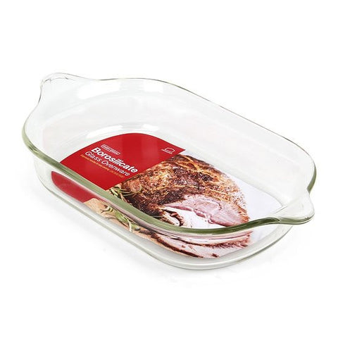 Lock & Lock Rectangle Glass Oven Dish 2.0L - LLG582