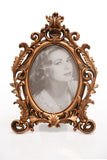 Photo Frame 1 Photo (Photo Size: 12.5 x 17.5 cm) Gold - N230