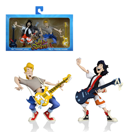 Bill & Ted - Toony Classics NECA Action Figures