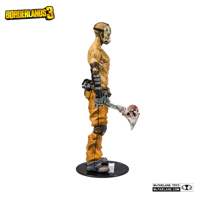 Borderlands - Psycho McFarlane Action Figure 4