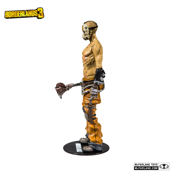 Borderlands - Psycho McFarlane Action Figure 5