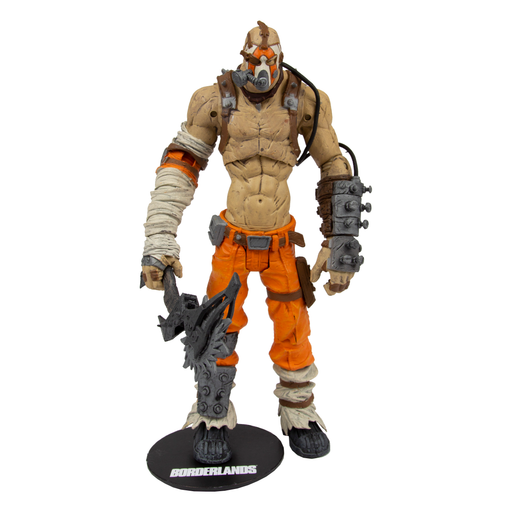 Borderlands Action Figure Krieg