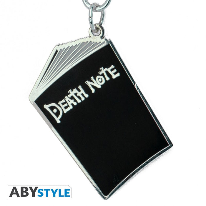Death Note Keyring Notebook 3