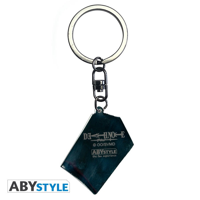 Death Note Keyring Notebook 4