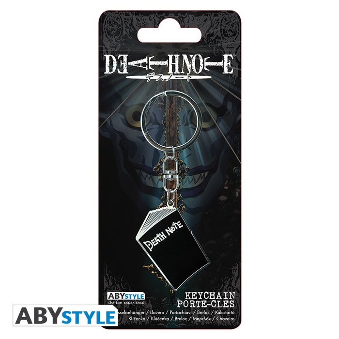 Death Note Keyring Notebook 5