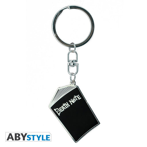 Death Note Keyring Notebook