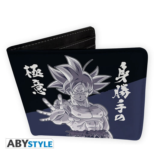 Dragon Ball Super Ultra Instinct Goku Wallet