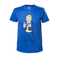 Fallout Vault Boy Shooting Fingers T-Shirt