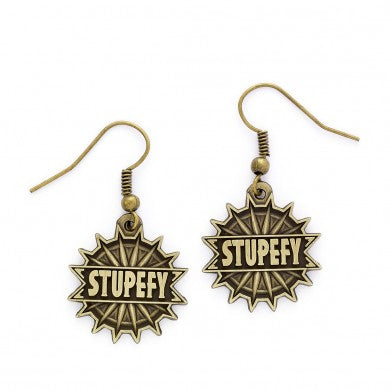 Fantastic Beasts Stupefy Earrings