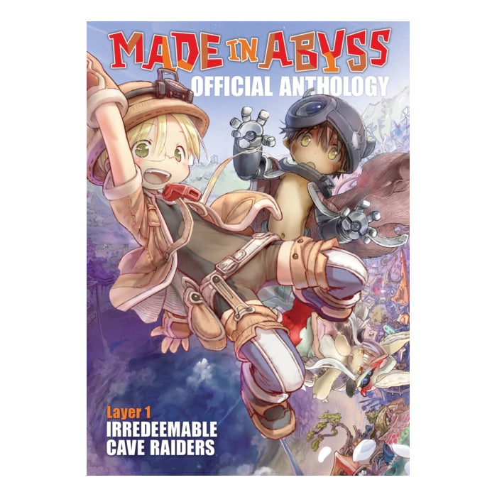 Made in Abyss Official Anthology Layer 1 Irredeemable Cave Raiders