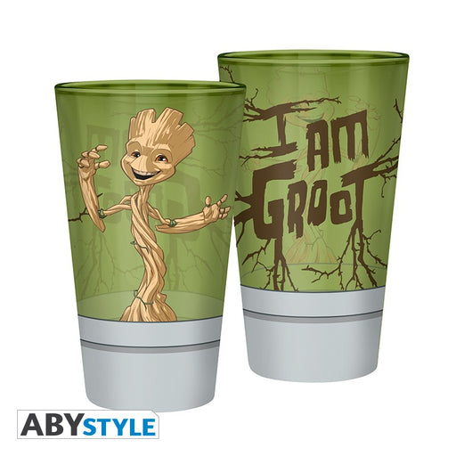 Marvel Guardians Of The Galaxy - I Am Groot Large Drinking Glass