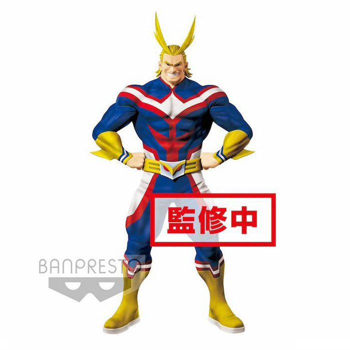 My Hero Academia Age Of Heroes Banpresto Figure All Might