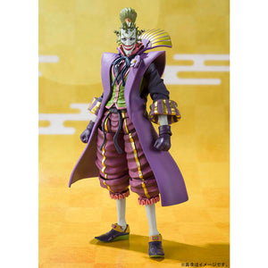 Ninja Batman S.H.Figuarts Action Figure Joker Demon King