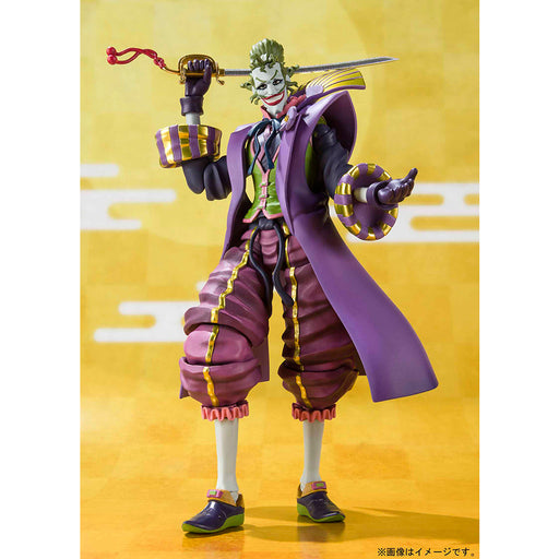 Batman Ninja S.H. Figuarts Action Figure Joker Demon King