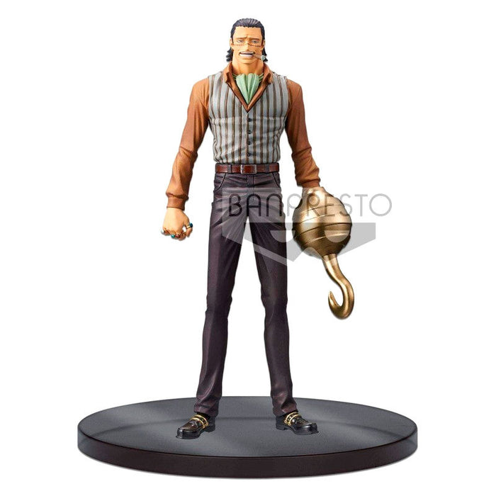 One Piece Stampede DXF Grandline Men Banpresto Figure Crocodile