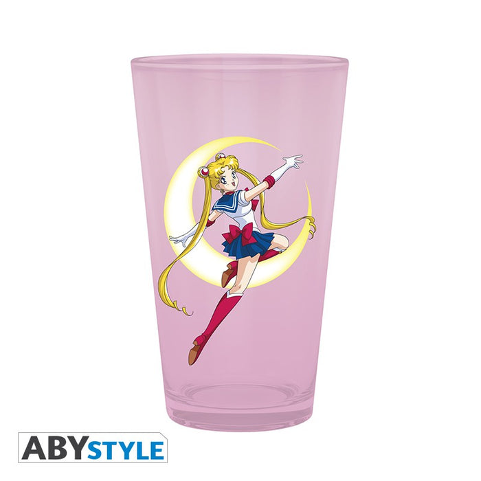 Sailor Moon Large Drinking Glass 2