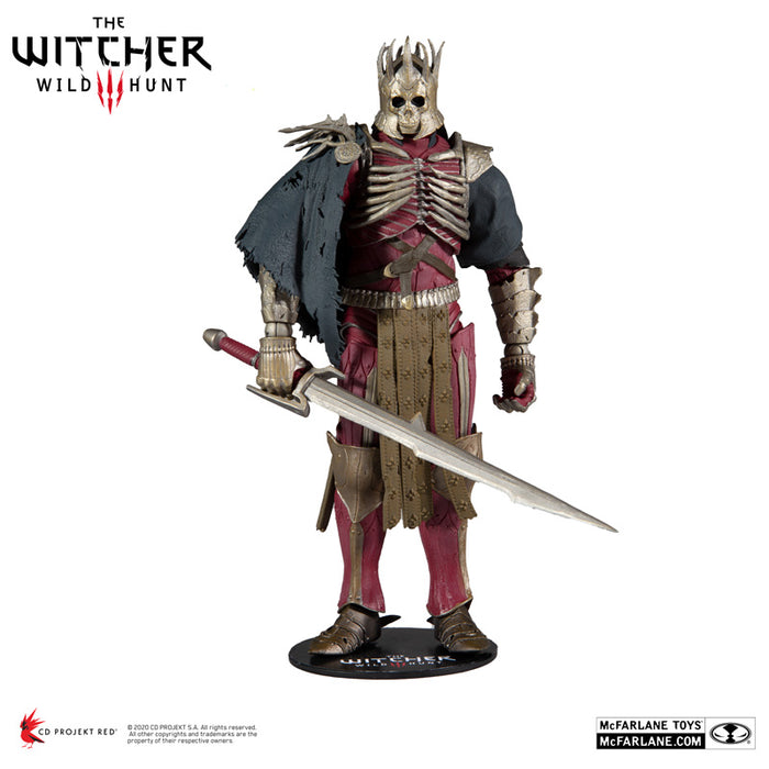 The Witcher 3 Wild Hunt - Eredin Breacc Glas McFarlane Action Figure 1