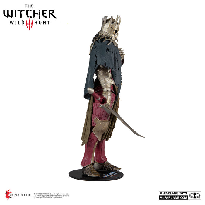 The Witcher 3 Wild Hunt - Eredin Breacc Glas McFarlane Action Figure 2