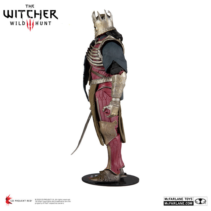 The Witcher 3 Wild Hunt - Eredin Breacc Glas McFarlane Action Figure 3