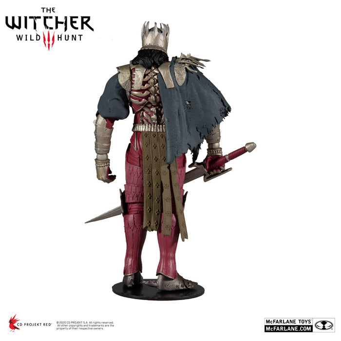 The Witcher 3 Wild Hunt - Eredin Breacc Glas McFarlane Action Figure 4