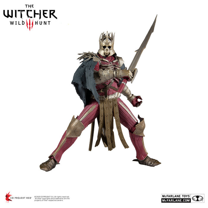 The Witcher 3 Wild Hunt - Eredin Breacc Glas McFarlane Action Figure 5