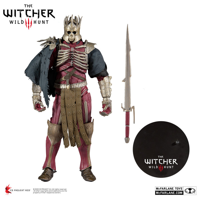 The Witcher 3 Wild Hunt - Eredin Breacc Glas McFarlane Action Figure 6
