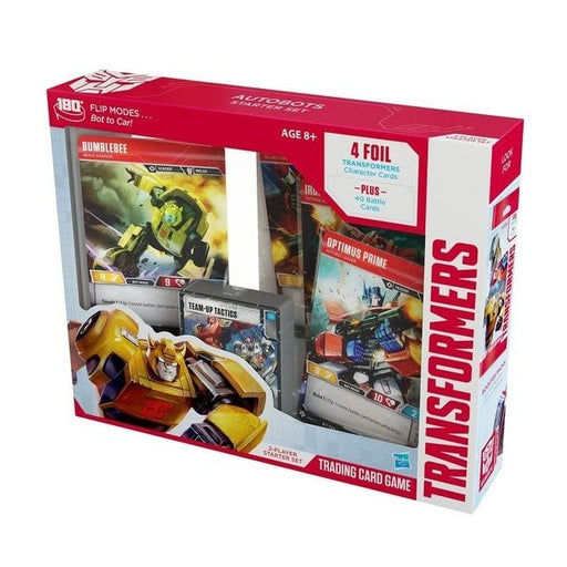 Transformers Trading Card Game Autobot Starter Set