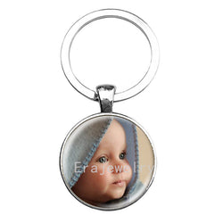 Personalized Photo Key Chain