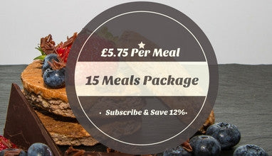 15 Meal Package