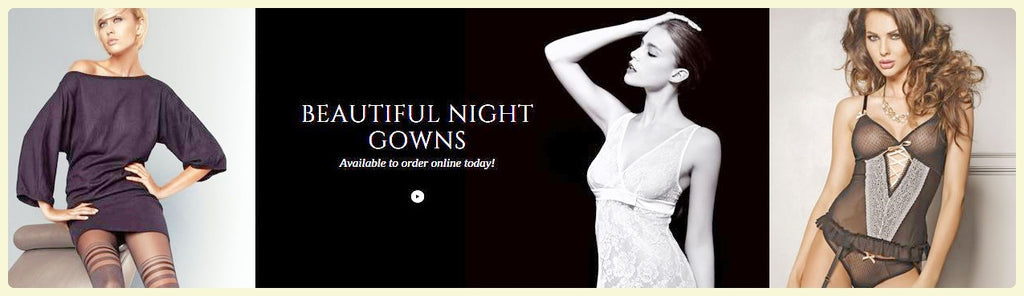 Lingerie - Night Gowns