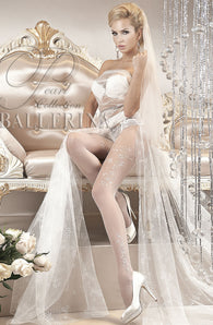 Ballerina 114 Tights Bianco (White)