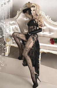 Ballerina 134 Tights Nero (Black)
