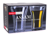 Bodum Assam Double Wall Glasses Set of 2 - CoCo Nells