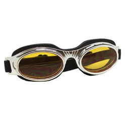Steampunk Tinted Goggles