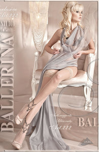 Ballerina 222 Hold Up Beige
