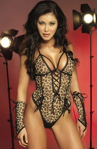 Irall Erotic Amber Body Set