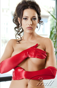 Irall Erotic Astrid Gloves Red