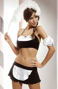Irall Erotic French Maid Set