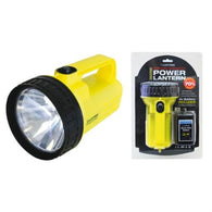 Lloytron D2001YL Dual Power Lantern With Pj996 Battery in Yellow - CoCo Nells