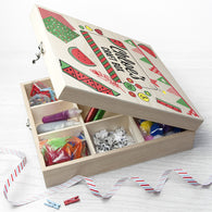 Personalised Watermelon Craft Box