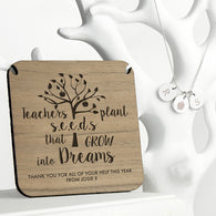 Teacher's Dreams Necklace