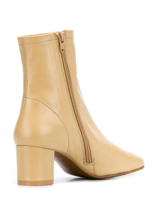 By Far Sofia ankle boots