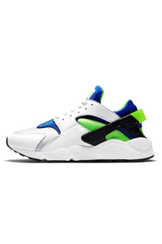 Dope Factory Air Huarache OG 'Scream Green'