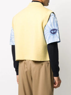 Jacquemus Cropped knitted vest